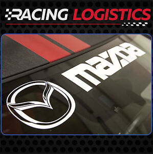 Racing Stripes Mazda 3 MPS Decals Stickers Vinyl RX-7 RX-8