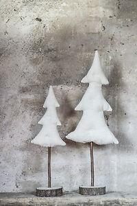 Ib-Laursen-Tannenbaum-klein-Baum-Stoff-m-Natur-Holzfuss-Advent-Weihnachten-Winter