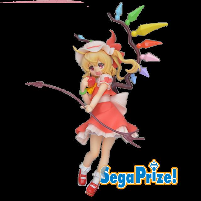 Touhou Project 7cm Japanese Anime Figure FLANDRE SCARLET