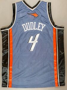 Jared-Dudley-Signed-Autographed-Auto-Basketball-Charlotte-Bobcats-Jersey-BAS-COA