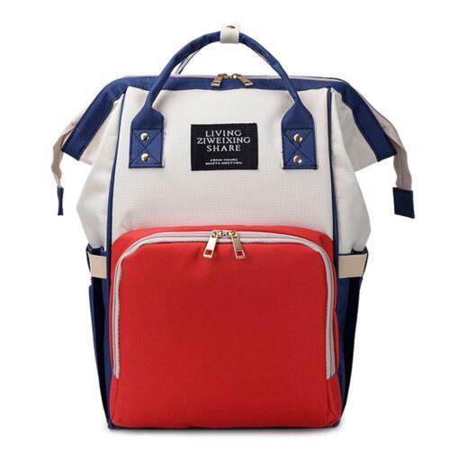 Mummy Maternity Nappy Diaper Bag Large Capacity Backpack Nursing Shoulder Bags