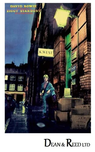 David Bowie 61cm x 91.5cm Ziggy Stardust PP30750-322 - Maxi Poster