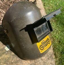 Vintage Jackson Flip Up Fiberglass Safety Welding Helmet