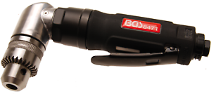 BGS Druckluft-Winkelbohrmaschine Winkel Bohrmaschine 10 mm Bohrfutter Bohren