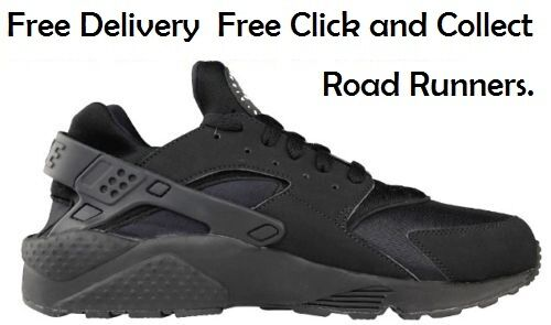 Exclusive noir Nike Air Huarache Triple noir Exclusive homme Trainers  All d96865