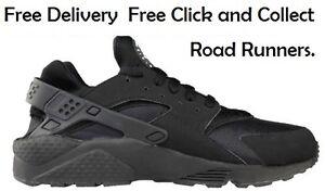 Scarpe NIKE AIR HUARACHE Uomo Exclusive Sneaker Scarpe da Ginnastica Originale 318429003