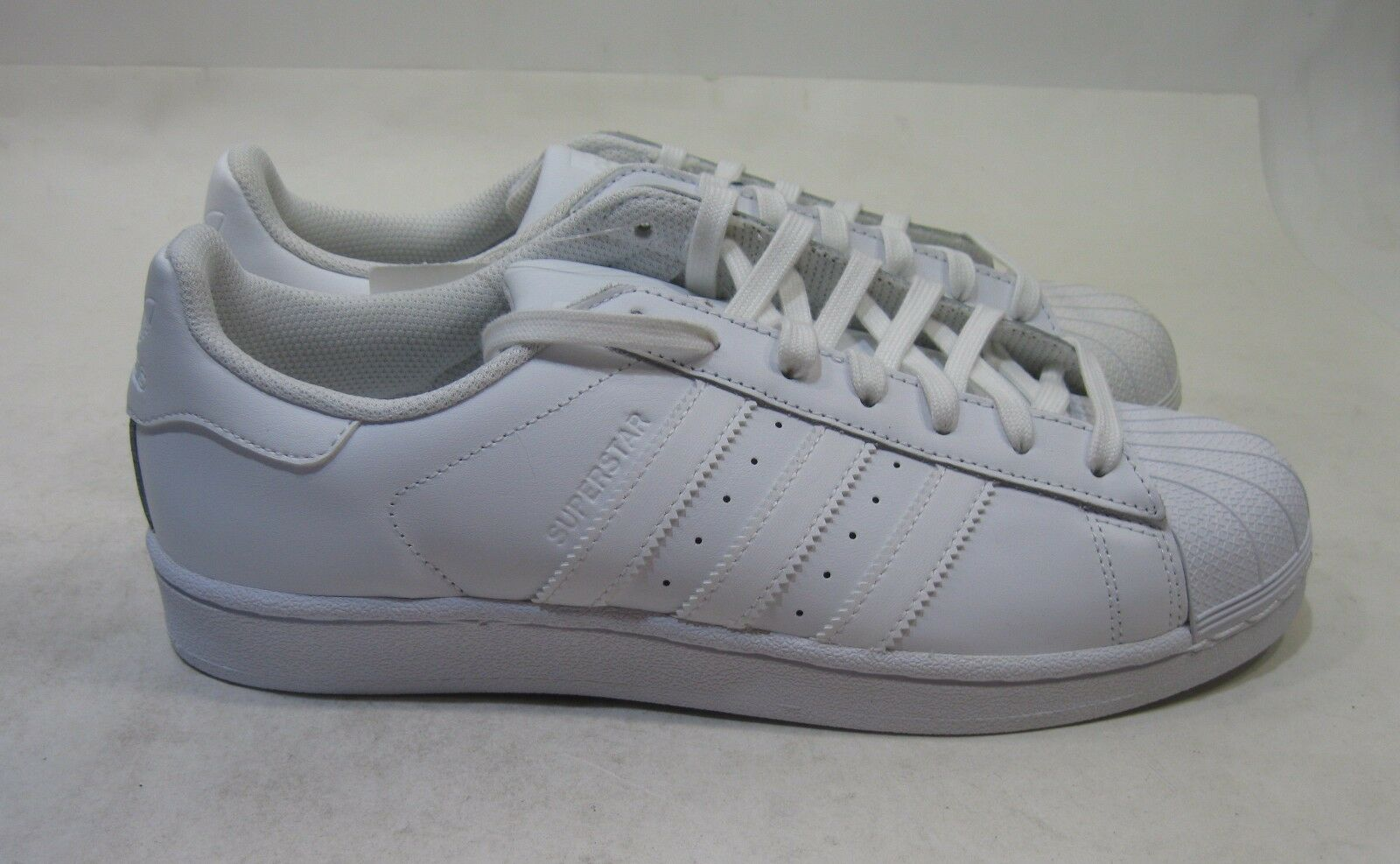 Adidas Superstar Foundation homme B27136 blanc Leather Shell Toe chaussures