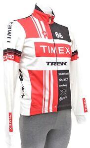 Castelli Timex Trek Cycling Wind Vest Men MEDIUM Road Bike Triathlon Shimano Tri