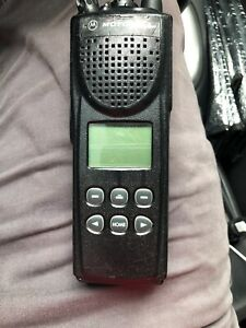 Details about LAPD Motorola Police Radio With Frequencies