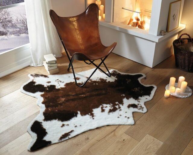 Kuhflecken-Teppich (ab 48 Euro)