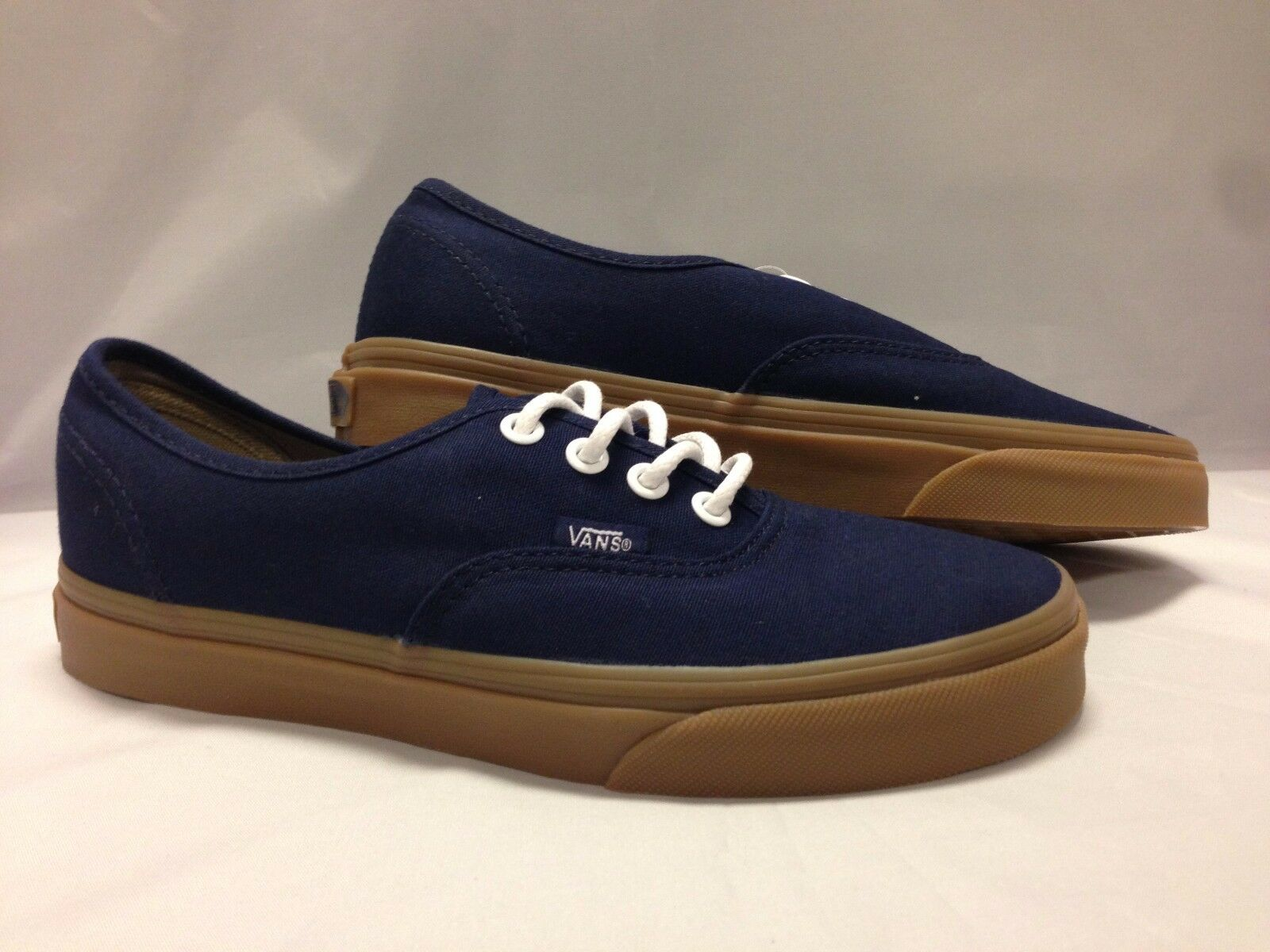 Vans Men's shoes Authentic (GumSole) -- Eclipse Lgt Gum