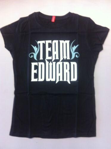 TEE SHIRT TWILIGHT TEAM  EDWARD FEMME  OFFICIEL,