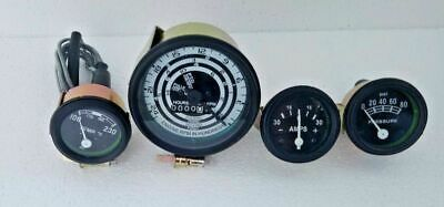 Amp Fuel Gauge Kit Ford Tractor 600,700,800,900,1800,2000,4000 Series Temp,Oil