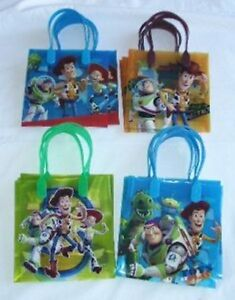 48 Pc Disney Pixar Toy Story Party Favor Goody Gift Bag