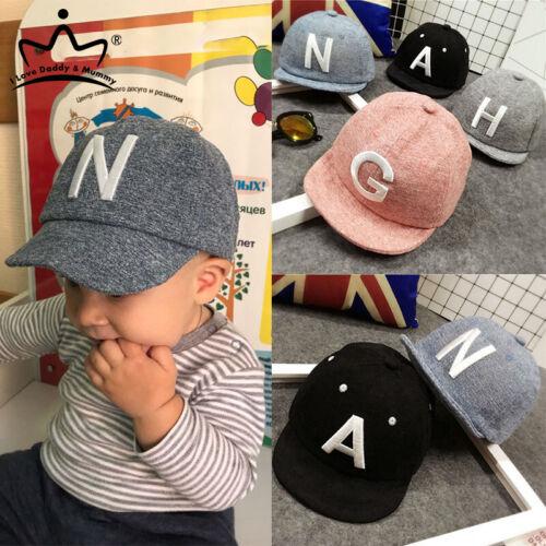 Baby Casquette Visière Baseball Cap Enfants Jeunes Filles Cute Chapeau Capuchon Mesh