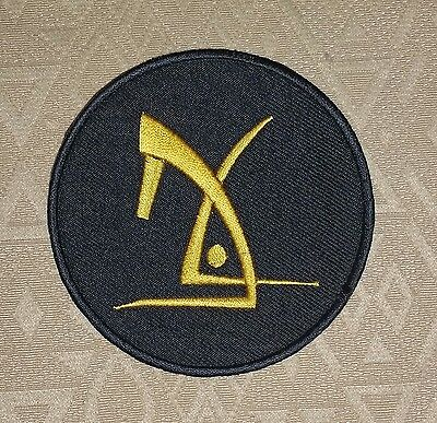 DEUS EX  Human Revolution Movie Game Iron-on Embroidered Patch / Badge/ Logo