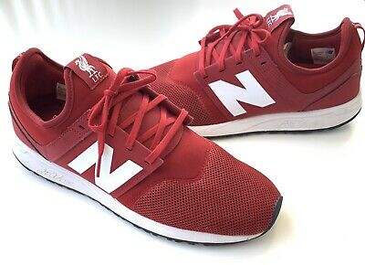 New Balance Liverpool LFC 247 18 19 Trainer Shoes Mens Size 12 LIMITED EDITION | eBay