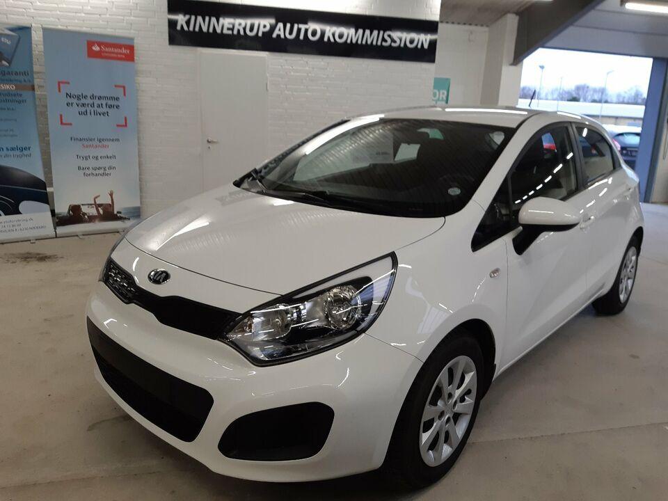 Kia Rio 1,2 CVVT Active Benzin modelår 2014 km 43000 ABS True