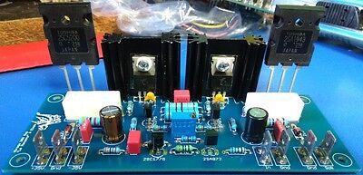 Hiraga 30W A class Amplifier  D.I.Y.