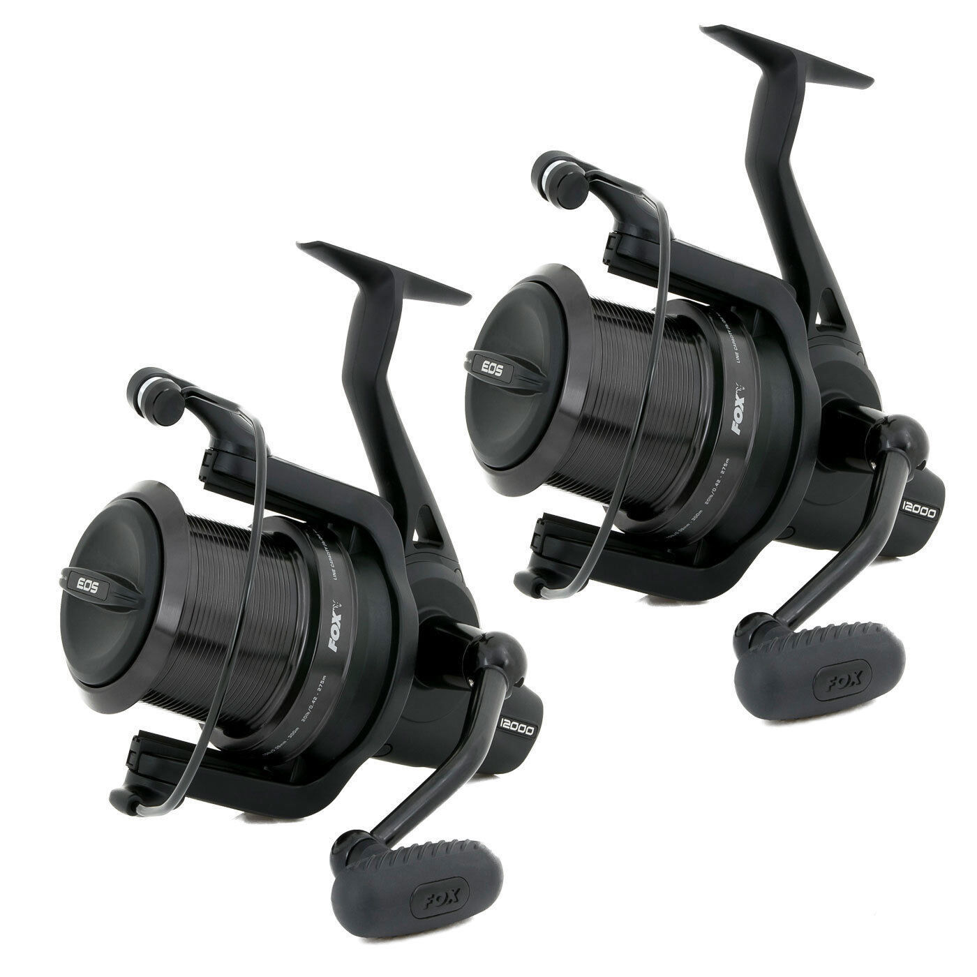 Fox Eos 12000 Big Pit Reel x 2 Brand New 2017 FREE Delivery