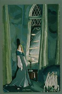 """""""LA CHUTE DE LA MAISON USHER Jean EPSTEIN 1928"""" Diapositive de presse originale aH4tWpuV-07192548-172804401"""