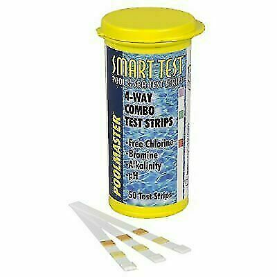 Clorox  Pool and Spa Smart Strips with indicator 25 strips