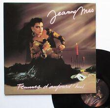 """Vinyle 33T Jeanne Mas  """"Femmes d'aujourd'hui"""""""