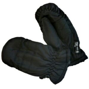 Infant & Toddler Boys Black Winter MIttens Snow & Ski