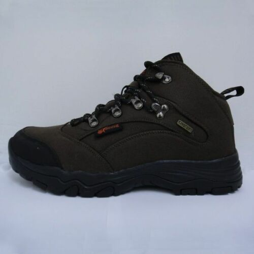 Low Cut LA Caccia Boots UK 6 Fishing Hiking Camping Hunting All sizes 6-13