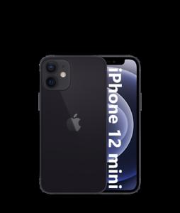 Apple iPhone 12 mini 5G 128GB NUOVO Originale Smartphone iOS 14 BLACK nero