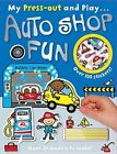 My Press-Out and Play Auto Shop Fun by John Abbott (Mixed media product, 2013)