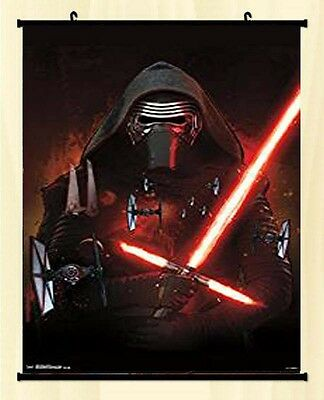 Home Decor Poster Wall Scroll 40x60cm AA147787 Star Wars Poster