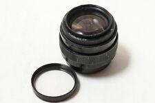 TESTED MC Jupiter-9 85mm f/2 M42 SLR lens 85/2. Canon, Pentax, Sony. VERY GOOD