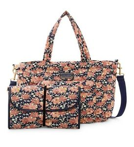 Image Is Loading Nwt Marc Jacobs New York Elizababy Diaper Bag