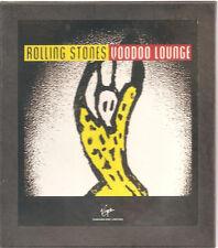 "ROLLING STONES ""Voodoo Lounge"" Japan Promo Box Rare"