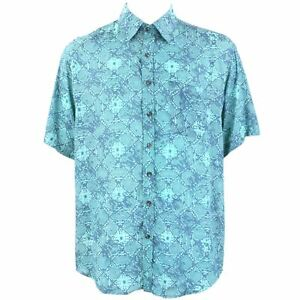 Festival Regular Mens Loud Psychedelic Funky Shirt Abstract Retro Party Green zPIPvqw