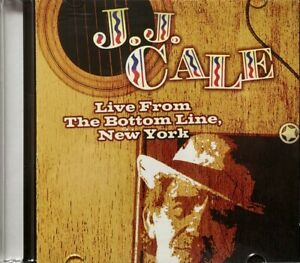 """J.J. CALE - """"LIVE FROM THE BOTTOM LINE"""" - DVD - Mering, Deutschland - J.J. CALE - """"LIVE FROM THE BOTTOM LINE"""" - DVD - Mering, Deutschland"""