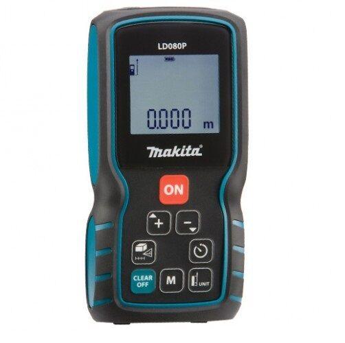 Makita LD080P 80m Laser Distance Measurer