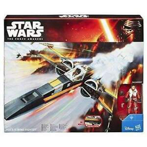 HASBRO-STAR-WARS-THE-FORCE-AWAKENS-POES-X-WING-FIGHTER-B3953-TOYS-NEW