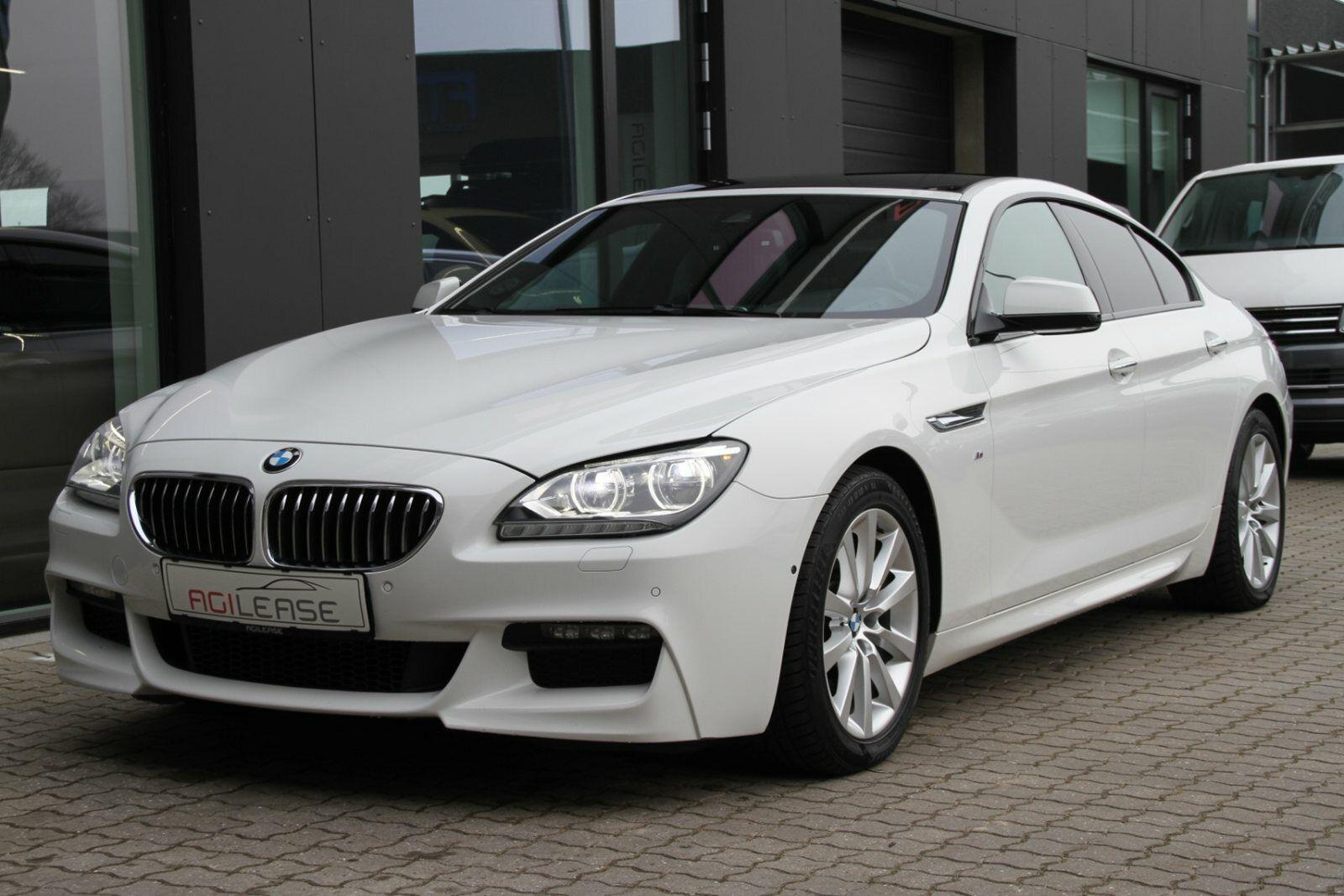 BMW 640d 3,0 Gran Coupé xDrive aut. 4d - 5.200 kr.