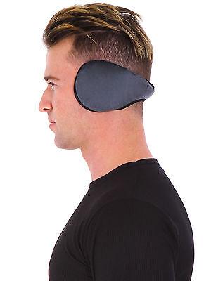 Men's Behind the Head Fleece Ear Warmers Ear Muff Earflap Winter Warm Ear Cover