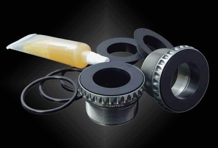 Yuniper 74g Ultralight Pedal Bearing Inner Bearing Hollowtech Ii BSA Gold (tune it)