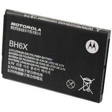 Motorola ATRIX 4G Battery Bateria para Motorola Modelo BH6X SNN5893A 1880mAh OEM
