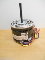 Nidec Trane K55hxpmv-1544 1 Phase 1/4hp 1075 3 S-peed Rpm Electric Motor