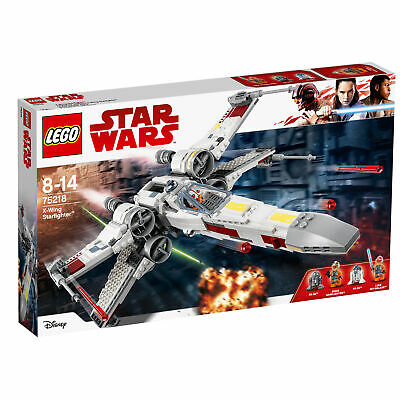 75218 LEGO Star Wars X-Wing Starfighter 730 Pieces Age 8+
