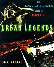 Urban Legends: The As-Complete-As-One-Could-Be Guide to Modern Myths-ExLibrary