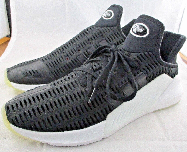 Männer adidas climacool schwarze turnschuhe neue größe 9 neue turnschuhe 9e11ff