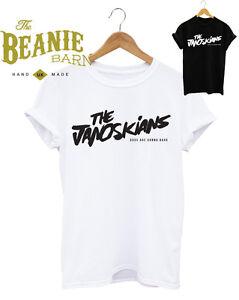 THE-JANOSKIANS-T-Shirt-Perros-vas-a-corteza-Beau-Brooks-tiene-Pastel-YouTube-cerdo-sucio