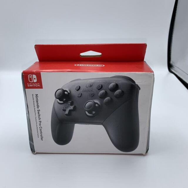 New!! OEM Original Nintendo Switch Pro Controller - Black (HACAFSSKA)