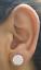 Deal-1-05-CT-Natural-Diamond-Cluster-Halo-Stud-Earrings-14K-White-Gold-9-5-MM thumbnail 2